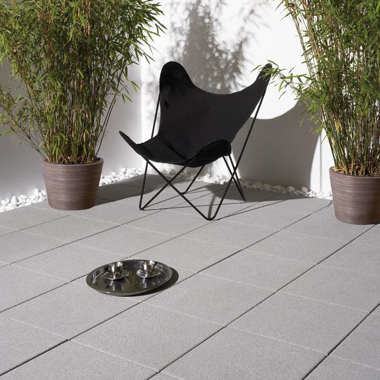 SPRING Articus für Terrassen und Gehwege