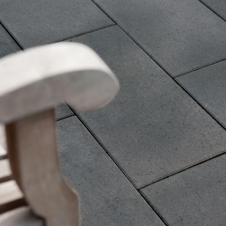 SPRING Cubus Für Zufahrten Wege Und Terrassen Spring By Metten - Gehwegplatten anthrazit 60 x 40